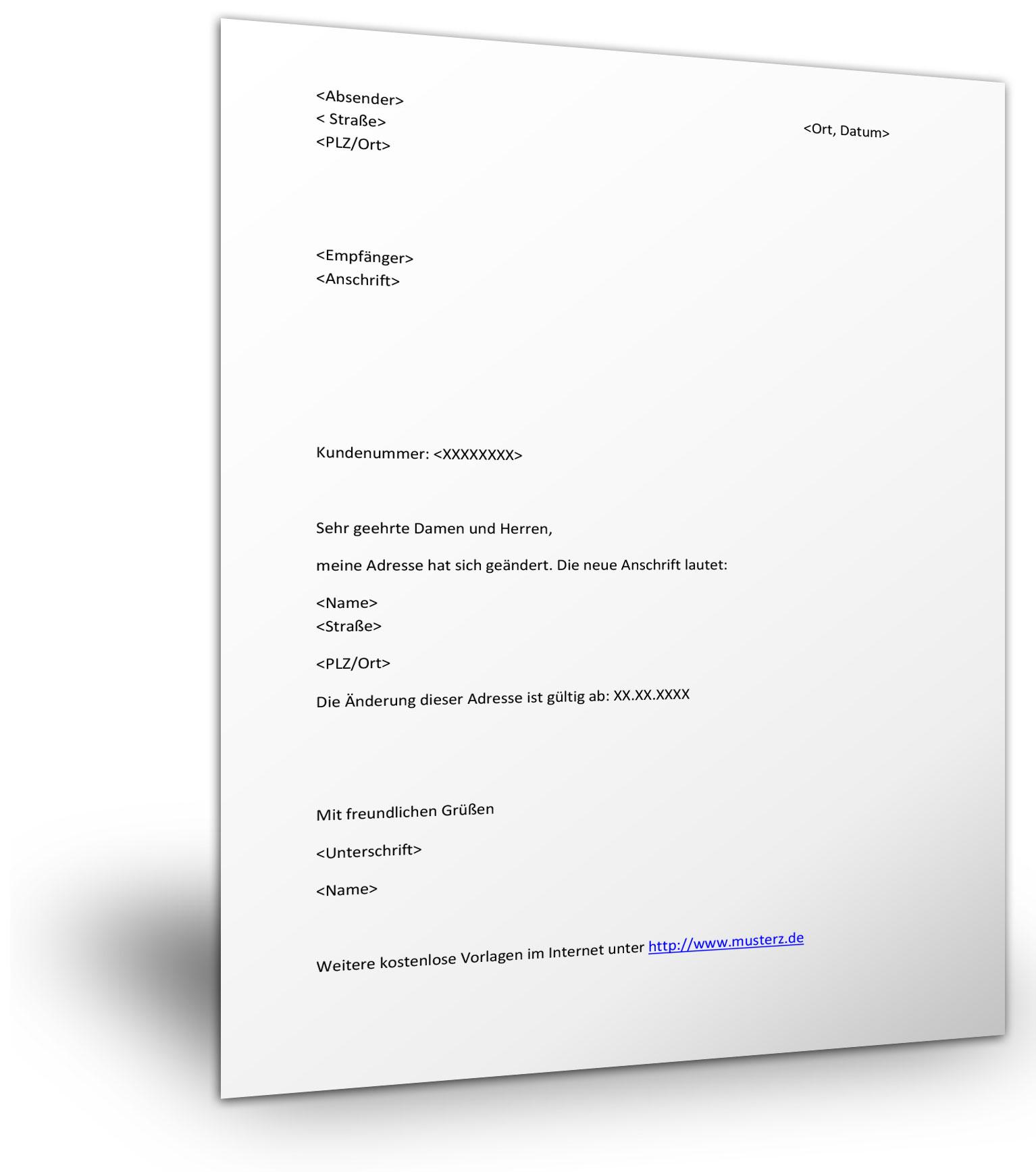 adressaenderung-muster